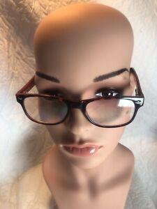 +2.75 Foster Grant Laney Red Multi Focus Eyeglasses $7.99