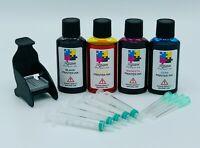 HP 303 HP303 Black & Colour Ink Cartridge Refill Kit ENVY 7130 7134 7830