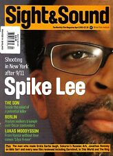 Sight and Sound April 2003 Spike Lee Lukas Moodysson Sokurov Bela Tarr