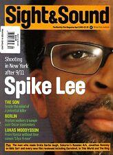 Sight and Sound April 2003 Spike Lee Lukas Moodysson Sokurov Bela Tarr