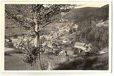 E 101  Giessübel, Blick von oben, 1958 gelaufen