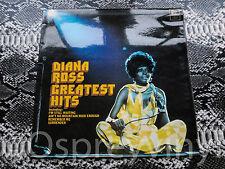 DIANA ROSS - Greatest Hits (Tamla Motown STMA 8006) Original UK LP Laminated Sle