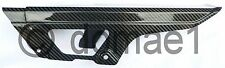 Kawasaki ZX6R carbon fiber chain guard ZX636B 2003-2004 protector