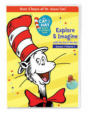 The Cat in the Hat Knows a Lot About That! Season 1 Volume 1 DVD
