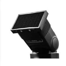External Hive Shape for Camera Flash Camera flash diffuser Hive Net for all kind