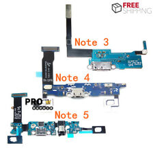 Charging Port Dock Connector Audio Jack Cable For Samsung Note 3 Note 4 Note5