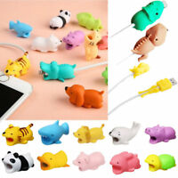 Phone Charging Cable Organizer Animal Bite Wire Protector Cord Protecting Cover