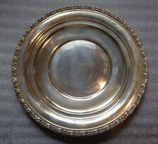 Old Newport sterling silver plate