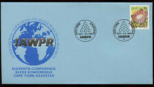 South Africa 1982 Water Pollution Reasearch Cover  #C13789