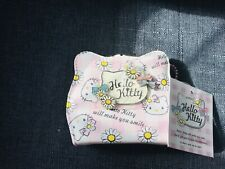 Hello Kitty KT Wallet Coin Purse Bag Card Holder cute lovely elegant unique gift