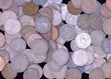 BULK LOT, 1 Kilo Australian Copper Coin Penny / Pennies bullion mixed grades