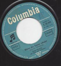 Rocco Granata 1963 : Buona Notte  +  Wenn die Sonne scheint - Vinyl Single