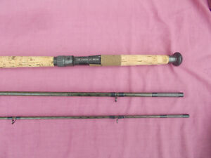 DIAWA Double Handed Salmon Fly Fishing Rod 14ft 6 ins.