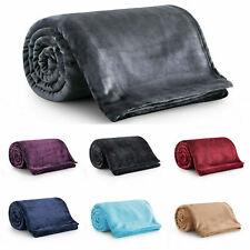 Bedding Throw Rug Fleece Blanket Coral Velvet Fabric Air-conditioning Quilt
