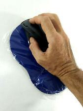 Tapis de souris optique Bleu Neuf scelle avec repose poignet confort coussin