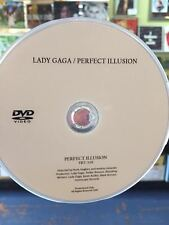 Lady GAGA DVD single music video Perfect Illusion music video  (Not a CD)
