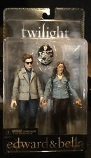 Twilight Edward And Bella Action Figures. Brand New. 7 Inch Height. 2-pack