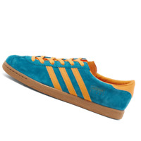 ADIDAS MENS Shoes Stadt - Teal, Orange & Gold - EF9168