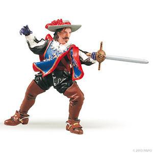 Papo 39903 Aramis Musketeer 3 1/2in Historical Figures