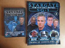 DVD COLLECTION STARGATE SG 1 PART 2 + MAGAZINE - DVD STILL SEALED