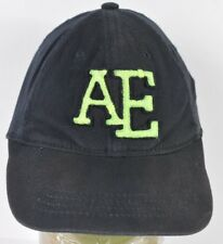 7b2ed0c31825e Navy Blue American Eagle Outfitters AE Logo Embroidered Baseball Hat Cap  Fitted