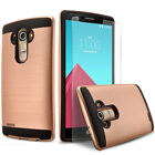 For LG G4 & LG G3 Phone Case, Shockproof Cover+Screen Protector