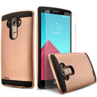 For LG G4 & LG G3 Phone Case, Shockproof Cover+Screen Protector+Stylus