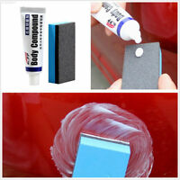 602F Car Polishing Body Compound Wax Paint Health Care Scratching Repair Kit