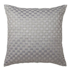 Private Collection GENEVIEVE SILVER European Pillowcase