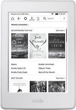 Amazon - Kindle Paperwhite - White