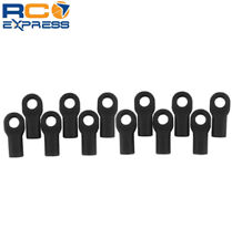 RPM R/C Rod Ends Short Black 1/10 Traxxas RPM80472