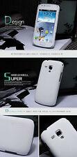 NiLLKIN Funda rigida+ protector pantalla Samsung s7562 Galaxy Trend Duos