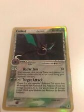 Crobat 2/113 - Delta Species - Holo Pokemon Card lightly played
