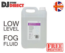More details for low level fog fluid 5 litre high quality liquid dry ice effect long lasting