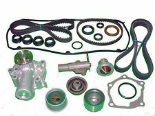 Timing Belt Kit Mitsubishi Outlander 2003 Water Pump Seals Tensioners Drive Belt