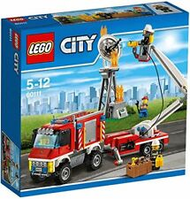 NEW LEGO City Fire Utility Truck Set #60111 FREE SHIPPING
