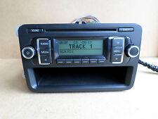 Volkswagen VW Passat Touran Golf RCD 210 Stereo CD MP3 Player RCD210 +CODE L@@K