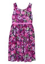 NWT GYMBOREE Girls Dressed Up Floral Flower Purple Easter WEDDING DRESS Size 4