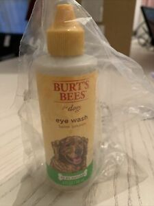 Burt's Bees for Pets Dog Eye Wash Drops - Eliminate Dirt with Dog Eye Rinse  …