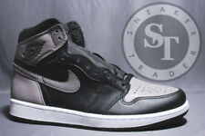 AIR JORDAN 1 RETRO HIGH OG 555088-013 SHADOW BLACK GREY WHITE DS SIZE: 9