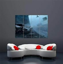 XBOX ONE PS3 PS4 PC GAME SILENT HILL NEW GIANT WALL ART PRINT POSTER OZ1243