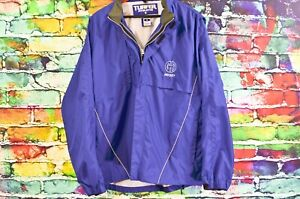 Turfer Athletic Gilmour Academy Mens Blue Light Jacket Hockey - Medium