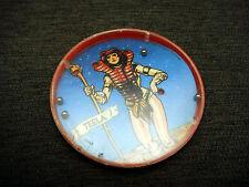 Vintage MOTU Masters Of The Universe Teela Small Novelty Marble Dexterity Toy