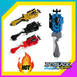 NEW B-88 BeyLauncher LR Beyblade BURST String Launcher Ripper RED BLUE BLACK AU