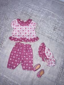 """Darling Outfit For 8"""" Alexander Wendy, Ginny, Muffie Dolls...New Condition"""