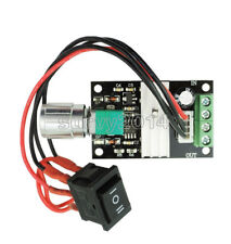 6V/12V/24V/28V 3A 80W 1203BB DC Motor Speed Controller PWM Adjustable Reversible