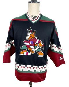 Phoenix Coyotes Original Boys Youth L/XL Hockey Jersey Starter vtg Arizona