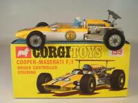 Corgi Toys 159 Cooper Maserati F/1 OVP #091