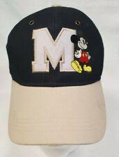Walt Disney World Adjustable Hat Cap Mickey Mouse M Disney Parks Blue