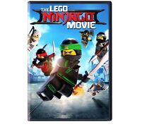 NEW: The LEGO Ninjago Movie (DVD, 2017) -Animation- PRE-ORDER SHIPS ON! 12-19-17